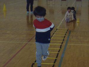 第2回 キッズ走り方・体操教室 開催